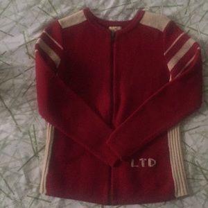 Vintage Limited wool sweater